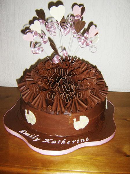 HD WALLPAPERS: Chocolate Cake.