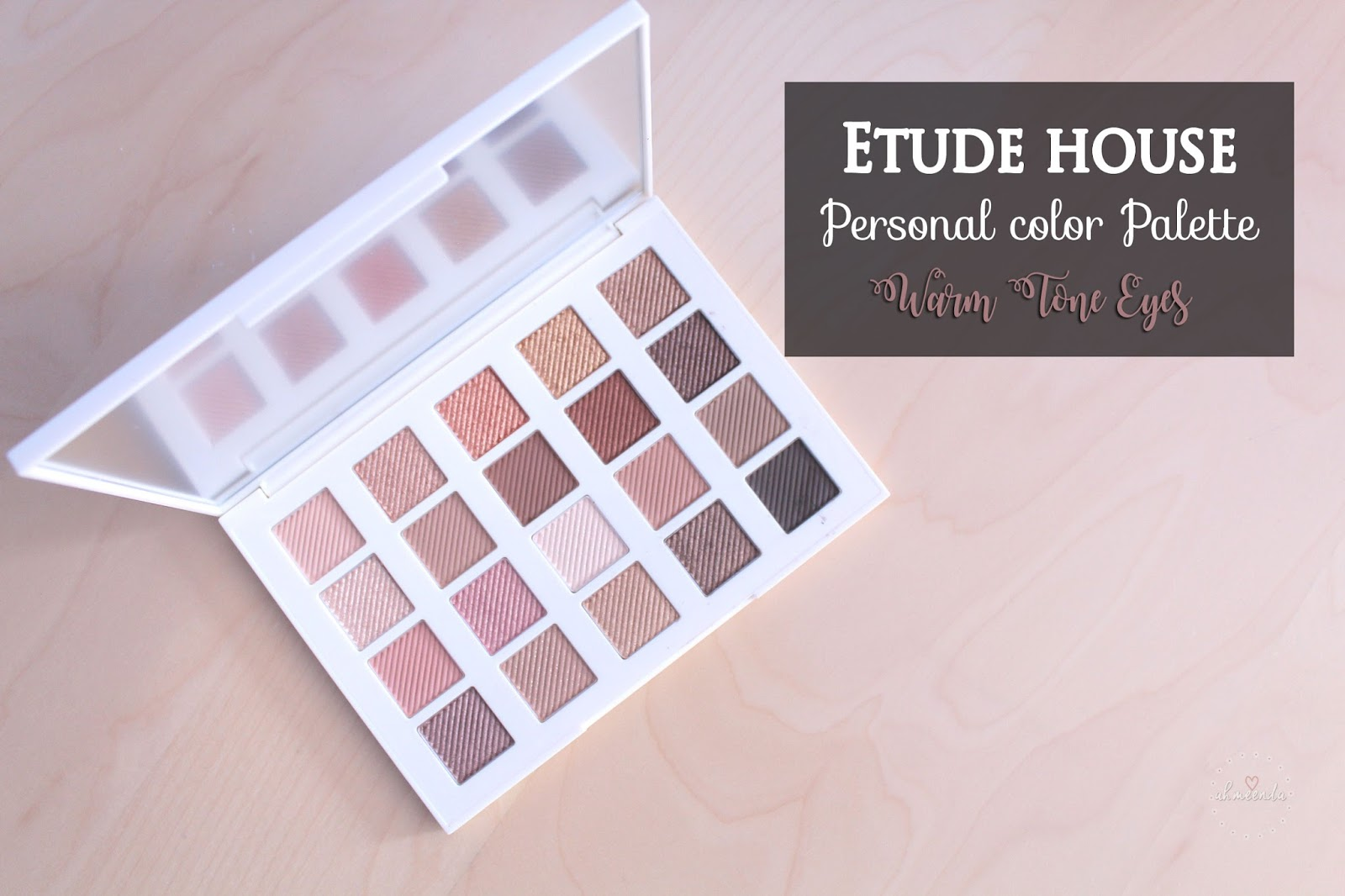 Personal Color Palette Pro Warm Tone Lips by Etude House #8