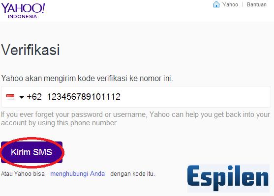 Email merupakan daerah di internet yang berfungsi untuk mengirimkan surat secara elektron Cara Membuat Email Baru di Yahoo
