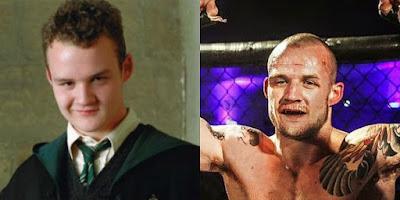 Jovem Estrela de Harry Potter Dedica-se Agora às MMA