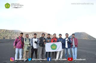 Rihlah Dakwah AF Goes To Bromo (Tumbuhkan Jiwa Solidaritas dan Ukhuwah)