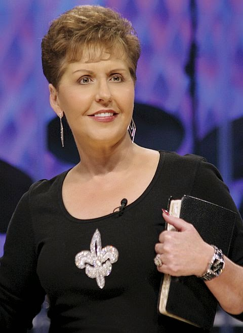 AN UNSELFISH ATTITUDE - JOYCE MEYER ~ Anointed Messages ...
