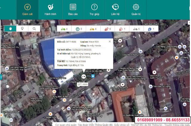Chống trộm xe máy viettel bằng định vị toàn cầu GPS - SMARTMOTOR VIETTEL 21