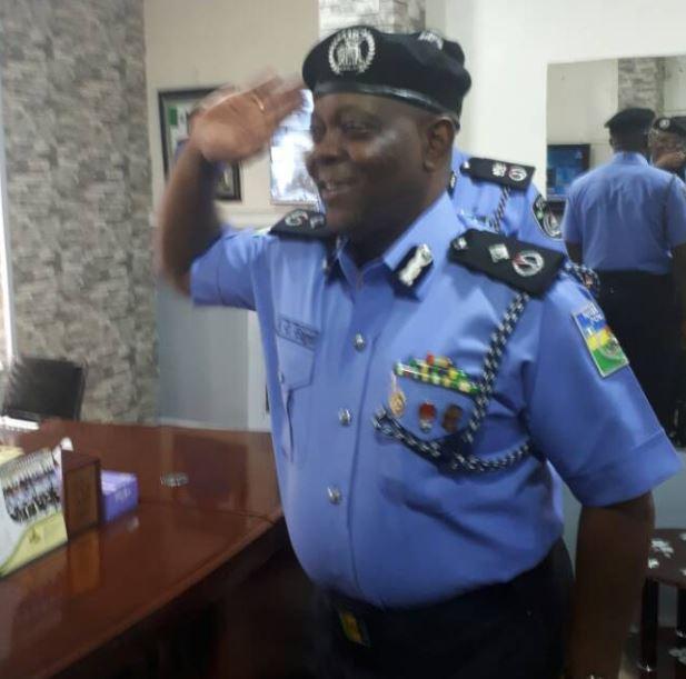 LAGOS CP CONDEMNS MOLESTATION OF ARRESTED #ENDSARS