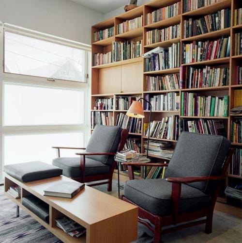 ROSE WOOD FURNITURE: Reading Room Design