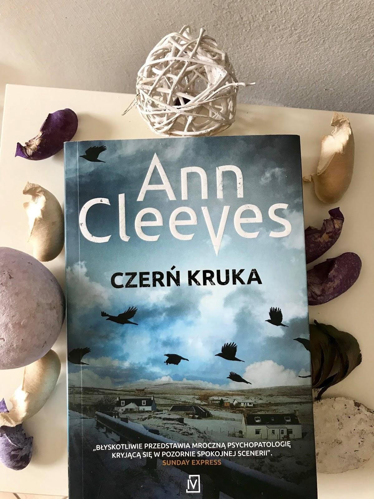 Ann Cleeves - Czerń kruka
