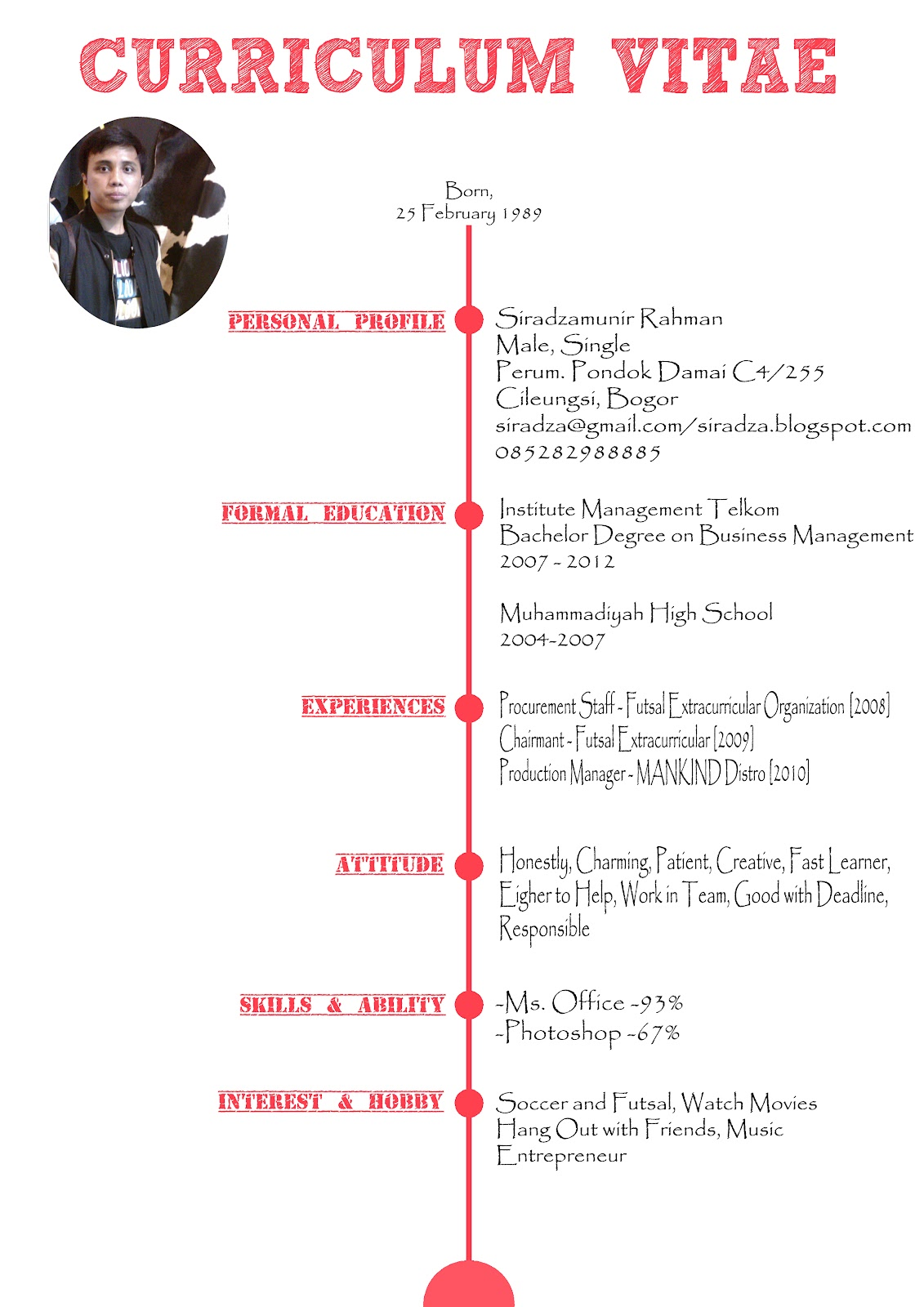 contoh daftar riwayat hidup lamaran kerja, contoh daftar riwayat hidup doc, download contoh cv, contoh lamaran kerja, daftar riwayat hidup sederhana, format daftar riwayat hidup, contoh cv fresh graduate, contoh cv lamaran kerja yang baik dan benar  ben-jobs.blogspot.com