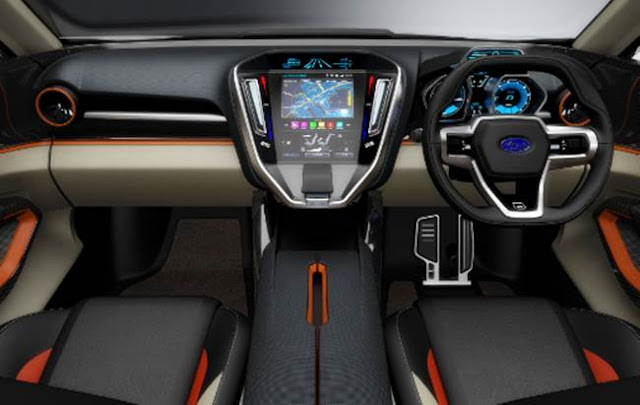 2018 Subaru Viziv For Sale