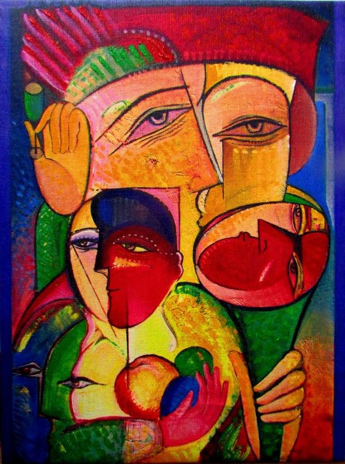 Яркие и лирические произведения. Van Hovak