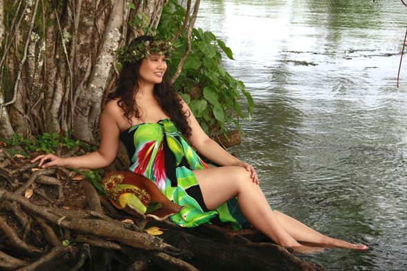 Hawaiian models photo 76