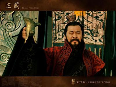 Hình Ảnh Diễn Viên phim Tân Tam Quốc Diễn Nghĩa 2013