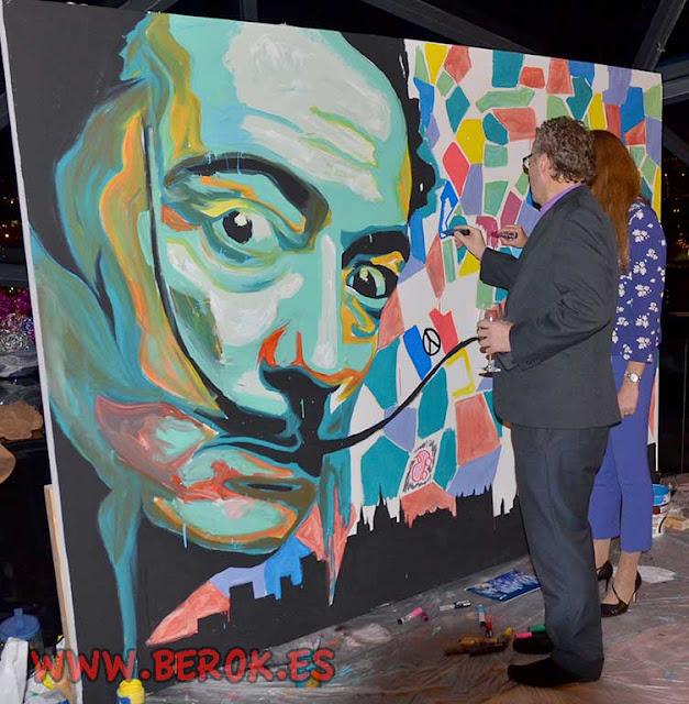 Arte urbano en eventos