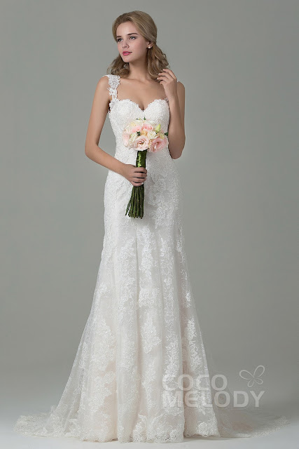 http://www.cocomelody.com/fabulous-sheath-column-straps-natural-train-lace-ivory-sleeveless-backless-wedding-dress-with-appliques-cwvt15002.html