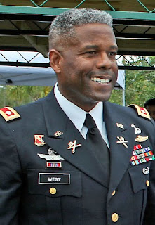 Image result for Allen B. West in army