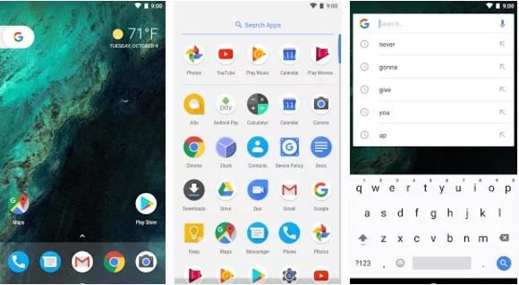 Download Google Pixel Launcher Apk Untuk Android (Fitur baru)