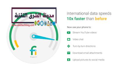 كل ما تريد معرفته عن خدمة جوجل Google FI