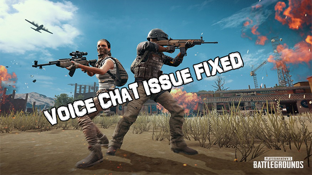 9 Way to Fix Voice Chat Issue in PUBG Mobile & Emulator