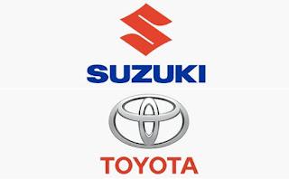 Suzuki-Toyota Logo