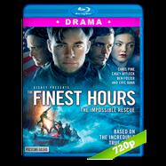 Horas Contadas (2016) BRRip 720p Audio Dual Latino-Ingles
