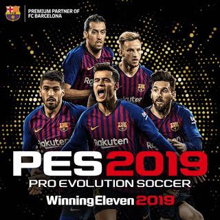 PES 2019 Multiverse 5 0 Option File DLC 4 0 Season 2018/2019