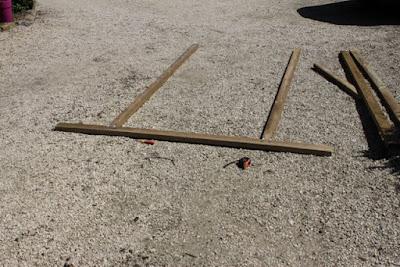 DIY arche en bois