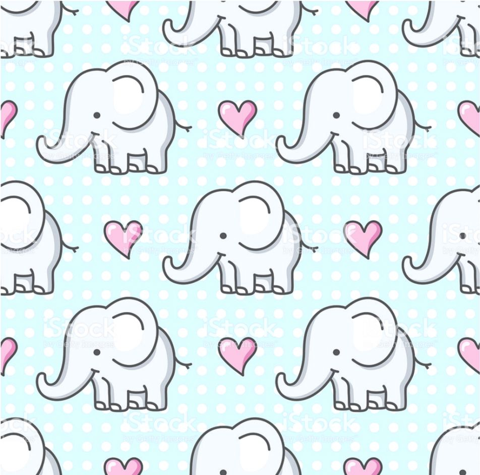 Cute Animated Elephant Wallpaper Wallpapers Jobs