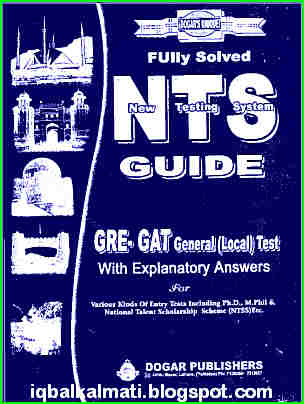 Gat General Test Books Pdf