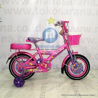 12 Inch Family Flubber Kids Bike w/ Basket