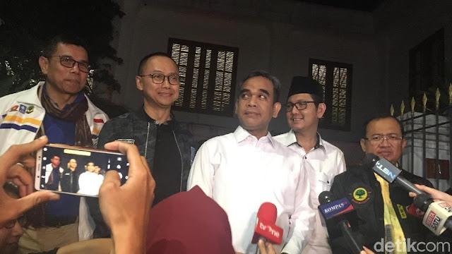Pimpinan Parpol Koalisi Kumpul Di Rumah Prabowo, Apa Saja Dibahas