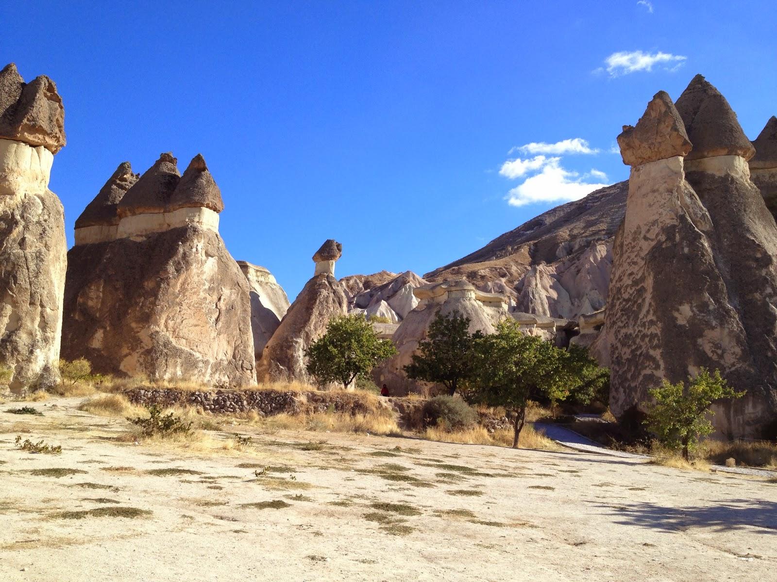 Cappadocia - Fairy Chimneys