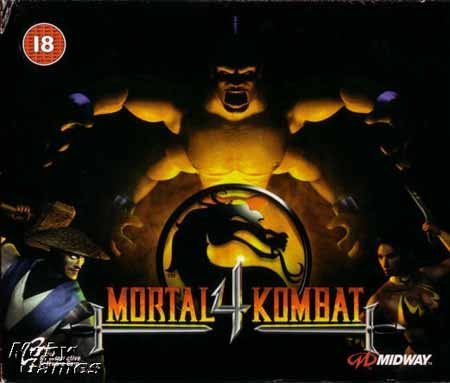 Mortal Kombat 4 Portable para Pc