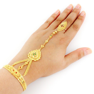 Latest Gold Bracelets jewelry designs