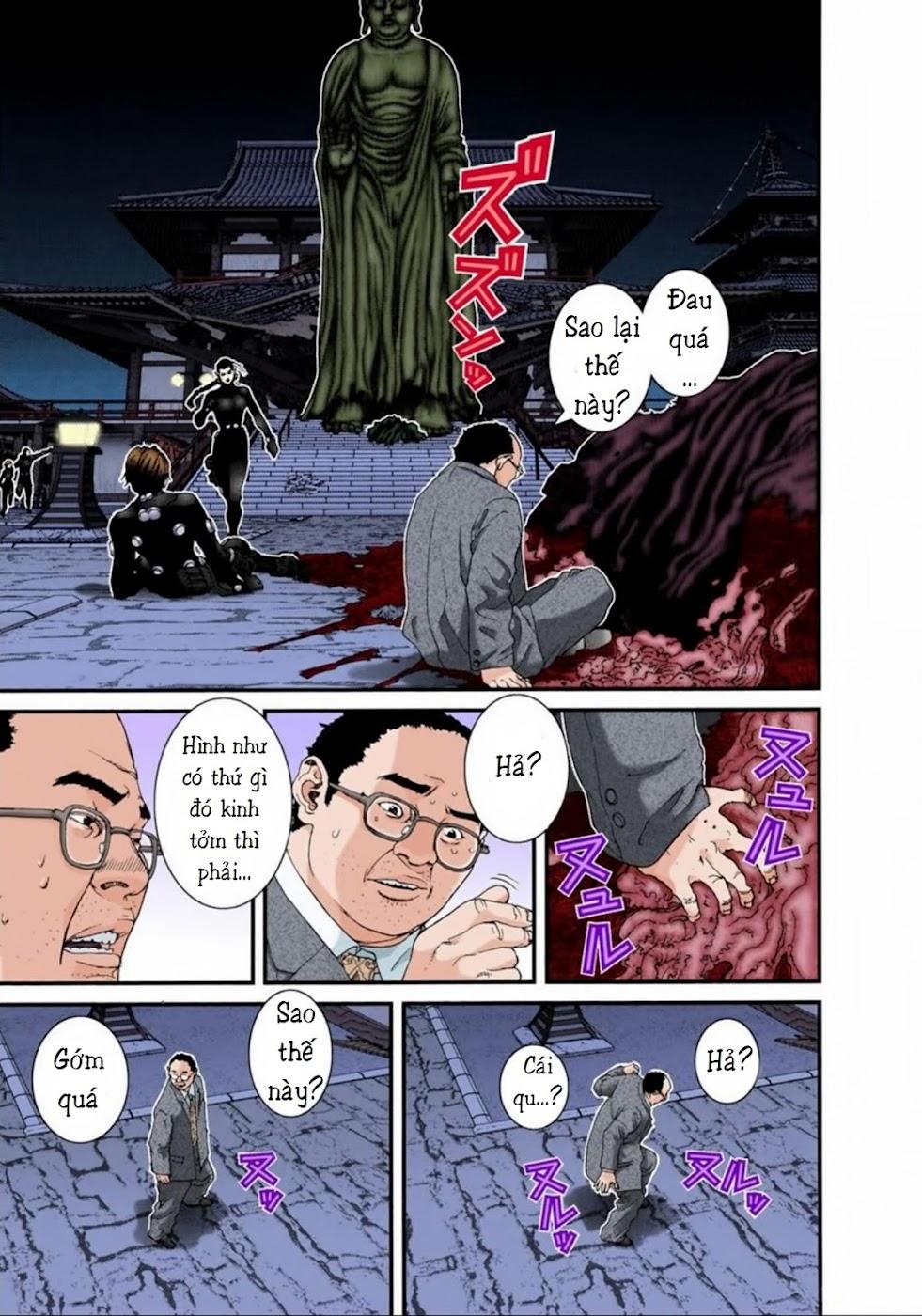 Gantz Chap 70: Cảm thấy giỏi hơn trang 3