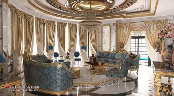 Fakta Menarik Tentang 'Istana' Aliff Syukri Yang Bakal Buat Korang Ternganga