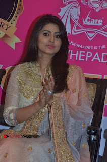 Actress Sneha Pos at V Care Graduation Ceremony  0019.JPG