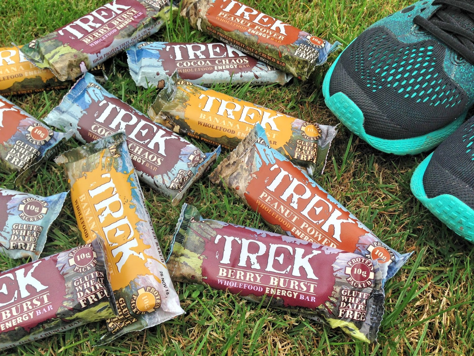 Trek Protein Bars Review Natural Balance Foods
