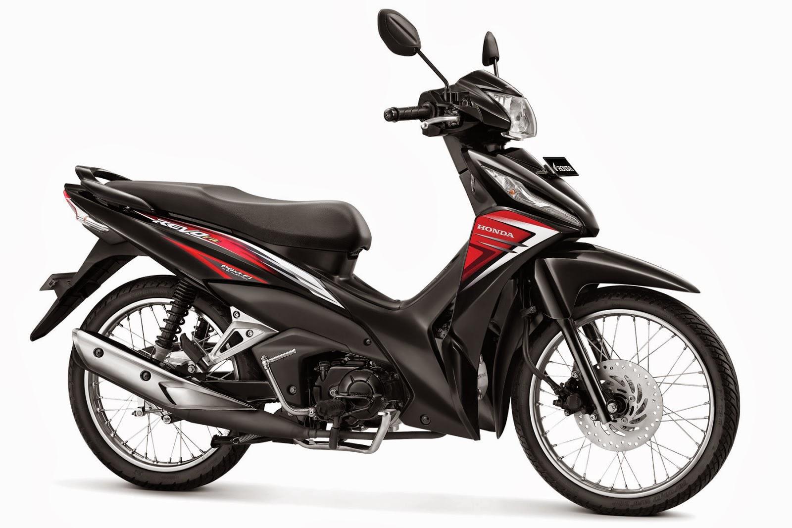 Harga Sepeda Motor Honda Revo Bekas
