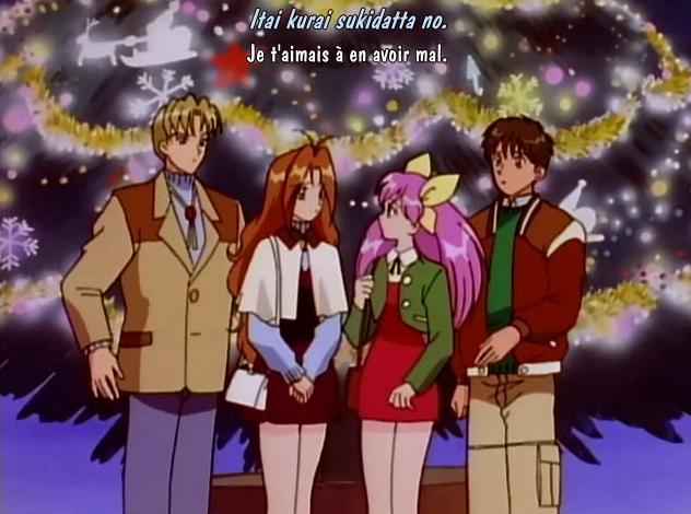 Wedding Peach OAV n°3 épisode de Noël