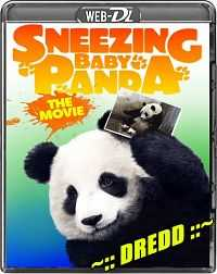Sneezing Baby Panda (2015) Hindi Dubbed 300mb Download HDRip