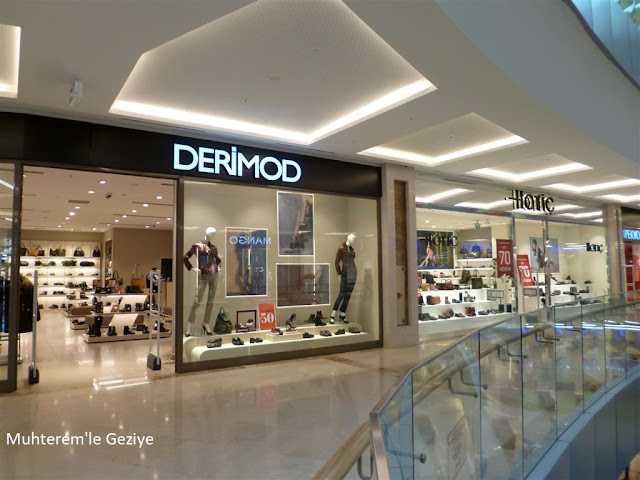 Primemall Alışveriş Merkezi mağazalar