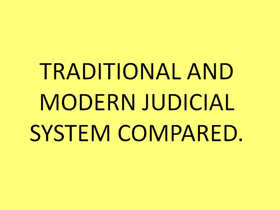 a comparison between traditional and modern Compare and contrast traditional families with modern families family patterns are changing dramatically because of the demand of modern life this essay will examine the similarities and differences between traditional families with modern families.