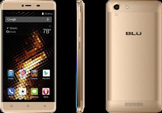 Smartphones Zuum y Blu