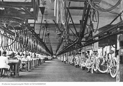 Εορτασμός 130 ετών για τα ποδήλατα της Opel
