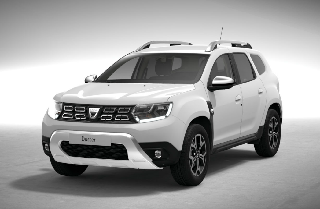 dacia duster ii 2018 couleurs colors. Black Bedroom Furniture Sets. Home Design Ideas