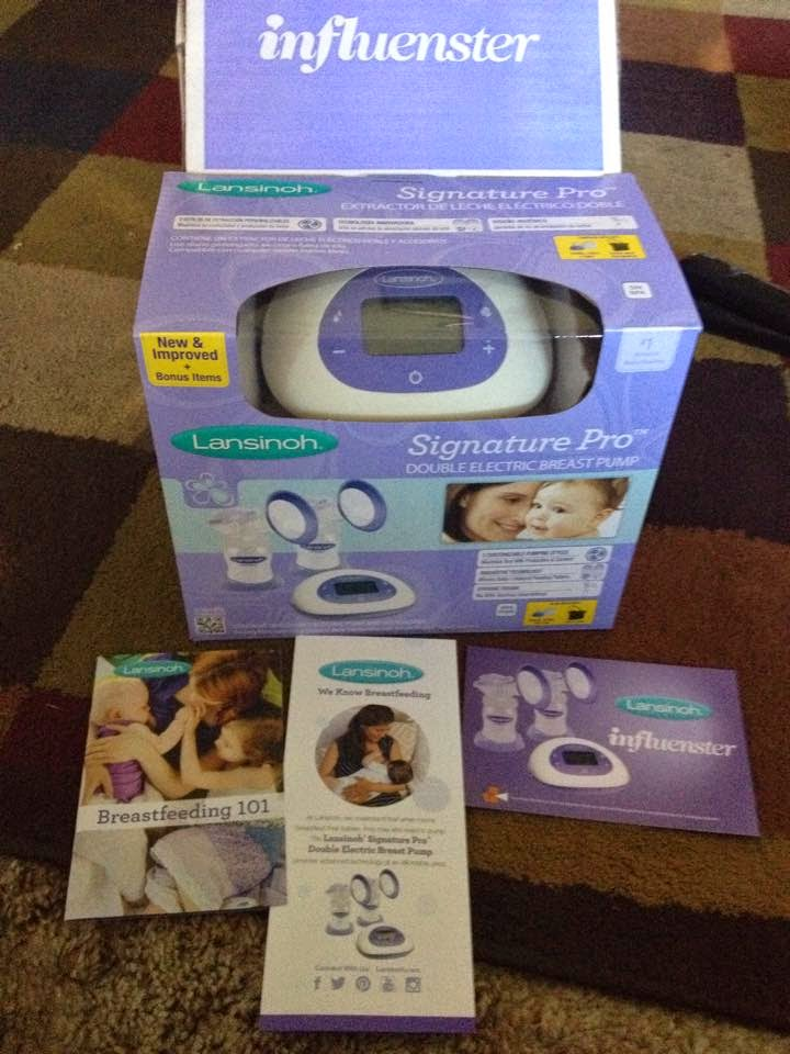 Sandys2cents Lansinoh Signature Pro Double Electric Breast Pump
