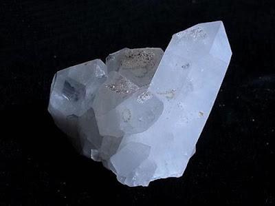 ヒマラヤ水晶クラスター バジル鉱山産 95.2g