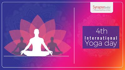 International Yoga Day- SynapseIndia