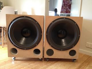Awesome 18 Inch Speaker Cabinet Design