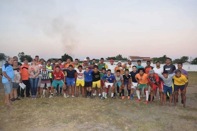 Esporte: Galo da Chapada já realizou primeira peneira com seleção de 32 jogadores