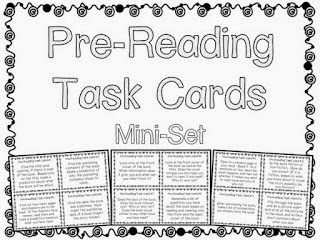Teaching With a Mountain View: Reading Activities